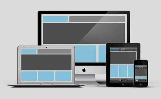 网站建设响应式适配终端需充分结合营销诉求