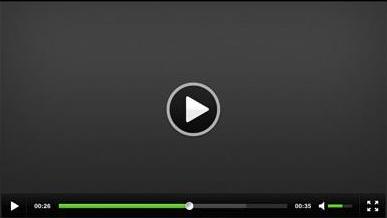 视频或成为未来网站设计制作中的主流元素模块