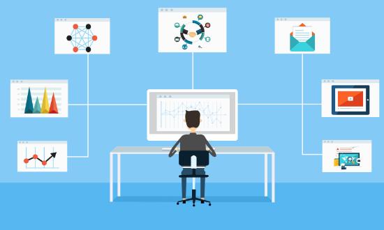 网站制作时应该从用户角度出发设计主视图