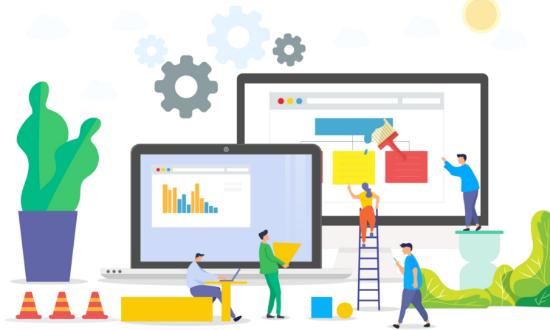实践证明F型网站布局有助于提高营销转化效果
