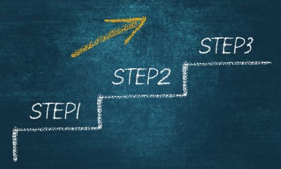 网站建设虽然流程非常繁琐但其实只分三个阶段