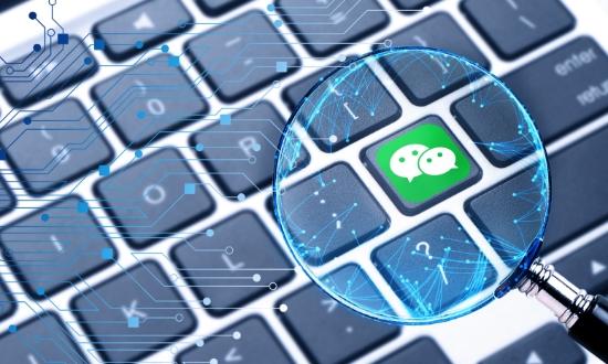 虽然同用手机浏览但手机端网站和微信网站仍然有不少区别